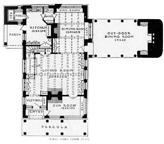 Stickley Home Plan
