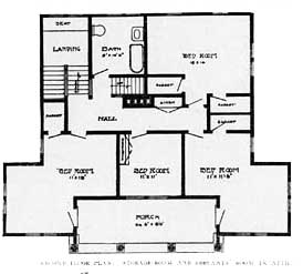 Tower House Floor Layout 2