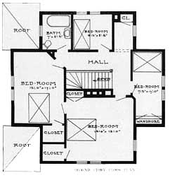 Concrete House Plans Cottage