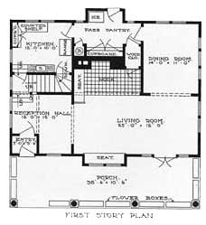 Charmant Farmhouse Floor Plans