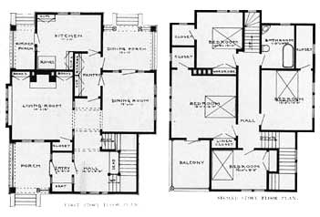 wood frame home plans