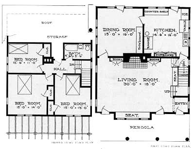Pictures of Farm Houses, Plans & Designs