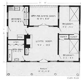 Fabulous Home Minimalist Cottage House Plans Small Largest Home Design Picture Inspirations Pitcheantrous